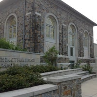 Photo taken at Enoch Pratt Free Library - Roland Park Branch by Adam P. on 4/17/2013