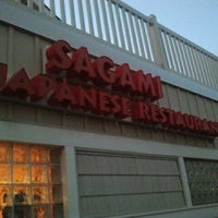 Photo taken at Sagami Japanese Restaurant by Bari G. on 10/6/2012