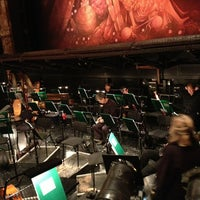 Photo taken at English National Opera at the London Coliseum by Christopher H. on 12/21/2012
