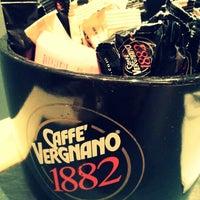Photo taken at Cafe Vergnano 1882 by Afidah B. on 2/3/2013