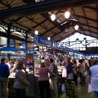 Photo taken at Mercado de Abastos by Ignacio B. on 9/28/2012