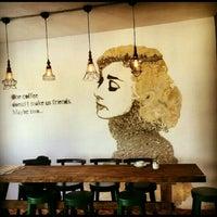 2/3/2016 tarihinde İdil H.ziyaretçi tarafından Montag Coffee Roasters'de çekilen fotoğraf