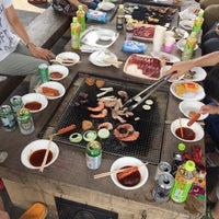 Photo taken at 二色の浜 海浜緑地 by マッサん on 8/29/2015