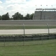 Photo taken at Turn 2 Infield by Zachary B. on 7/26/2013