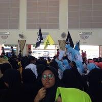 Photo taken at Dewan Tunku Ibrahim by marsya f. on 4/13/2016