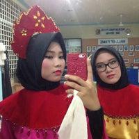 Photo taken at Dewan Tunku Ibrahim by marsya f. on 10/23/2015