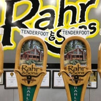 Photo taken at Rahr & Sons Brewing Co. by Kim J. on 4/4/2013