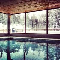 Снимок сделан в Hotelli Korpilampi пользователем Sergey K. 3/3/2013