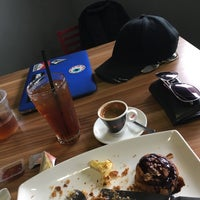 Photo taken at Cafe Barbera by danial p. on 2/6/2017