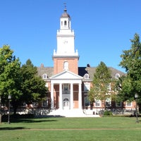 Photo taken at Johns Hopkins University by Logan H. on 9/4/2013