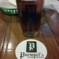 Photo taken at Puempel's Tavern by Jamie Lynne G. on 10/2/2012