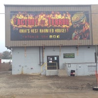Photo taken at The Factory of Terror Haunted House by John E. on 10/13/2013
