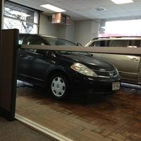 Photo taken at Abra Auto Body Repair of America by Teri F. on 12/28/2012
