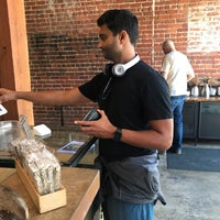 Photo taken at Sextant Coffee Roasters by Johanna S. on 9/7/2018