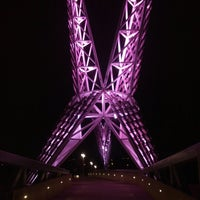 Photo prise au SkyDance Bridge par Rusty B. le1/12/2013