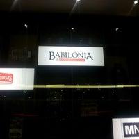 Foto tirada no(a) Babilônia Gastronomia por Rodrigo B. em 11/23/2012