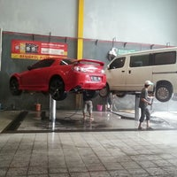 Photo taken at Auto Spa (Car Care Services) by Koko H. on 12/10/2013