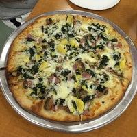 Photo taken at Krispy Pizza - Brooklyn by Krispy Pizza - Brooklyn on 10/15/2015