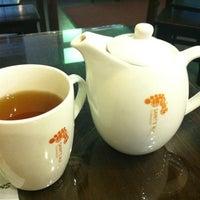 Photo taken at Saint's Alp Teahouse by Kat J. on 2/1/2013