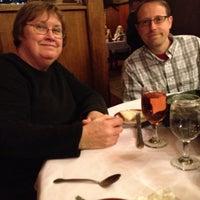 Photo taken at Victor Koenig's Restaurant by Elizabeth C. on 12/23/2012