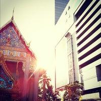 Photo taken at วัดม่วงแค by Hans J. on 10/25/2012