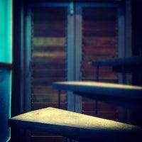 Photo taken at Pink Blue Black & Orange Co., Ltd.(color Party) by Hans J. on 10/2/2012