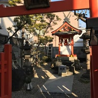 Photo taken at 猿田彦神社(道祖神社) by CST on 2/14/2018