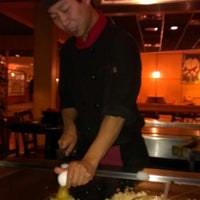 Photo taken at Sumo Japanese Steakhouse & Sushi by Jessica E. on 1/15/2014
