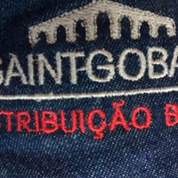 Photo taken at Saint-Gobain Distribuição Brasil by Marcos D. on 4/23/2014