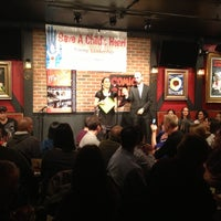 Photo taken at Comic Strip Live by Save a Child's Heart on 10/17/2012