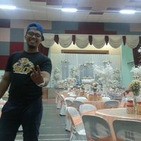 Photo taken at Dewan Jubli Perak by Fatin H. on 5/13/2016
