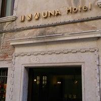 Photo taken at UNA Hotel Venezia by 成ちゃん on 7/15/2017