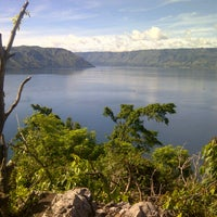 Photo taken at Danau Toba by Khairani R. on 11/14/2012