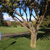 Photo taken at Colwood Golf Course by Brittany🍭 on 10/27/2013