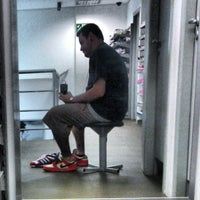 Photo taken at Adidas Outlet Store by Marcelo S. on 2/9/2013