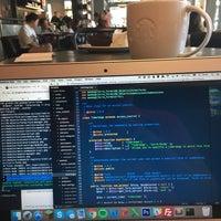 Photo taken at Starbucks by Felix A. on 7/18/2017