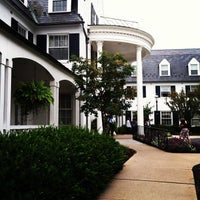 Photo taken at The Nittany Lion Inn by Eric Z. on 9/22/2013