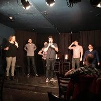 Photo taken at Social Capital Theatre by Anita L. on 4/8/2017
