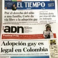 Foto tomada en Casa Editorial El Tiempo por Marco M. el 11/5/2015