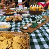 Photo taken at Café Restaurante CasaTeatro El Poblado by Marco M. on 5/7/2017