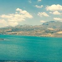 Photo taken at Taleghan Dam | سد طالقان by saba k. on 8/19/2016
