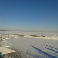 Photo taken at Cold Lake Marina by Israel N. on 1/26/2013