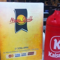 Photo taken at Nova Grill by Priscila C. on 9/29/2012