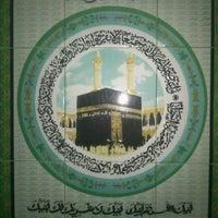 Photo taken at Masjid Ya'Qubiyyah by Gatot I. on 10/16/2013