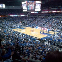 Photo taken at CenturyLink Center by ANDY W. on 11/29/2012