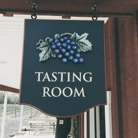 Das Foto wurde bei Unami Ridge Winery von Jose S. am 5/17/2014 aufgenommen