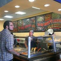 Photo taken at Freebirds World Burrito by Jonathan J. on 5/19/2014