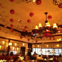 Photo taken at Petterino's by Dock F. on 12/30/2012