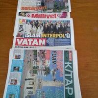 Photo taken at Kadıköy Belediyesi Muhtar Özkaya Halk Kütüphanesi by Süleyman A. on 4/15/2016