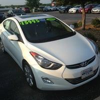Photo taken at Hyundai McCarthy by Marcos H. on 6/21/2013